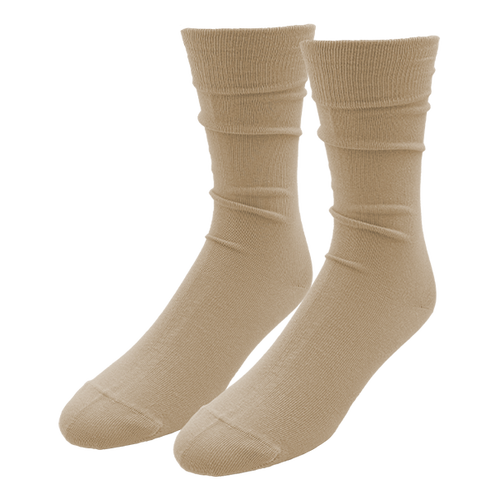 Beige Herrensocken - E.L. Cravatte (1)