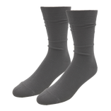Anthrazit Herrensocken - E.L. Cravatte - Thumbnail 1